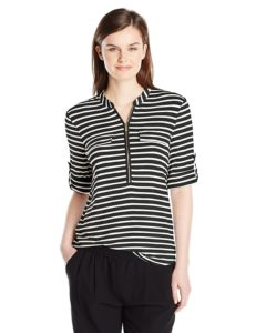 Decidida Y A La Moda Blusa Calvin Klein Tu Mejor Eleccion Mi Tienda Universitaria