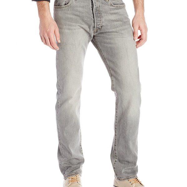 Levi's 501® Original Fit gris