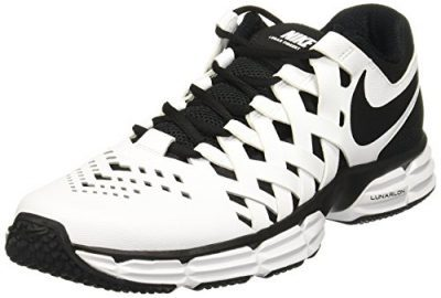 Nike 898066-100 Tenis para Hombre, White-Black