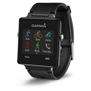 Garmin Vivoactive Reloj GPS inteligente multideporte Negro