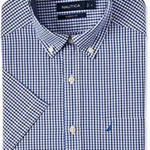 Nautica W73146 Camisa Casual para Hombre