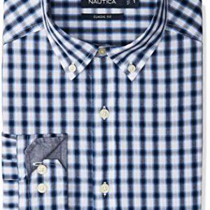Nautica W73331 Camisa Casual para Hombre