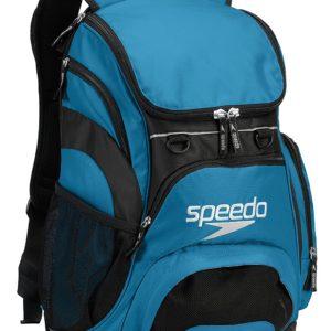 Speedo mochila conductor de autobús azul