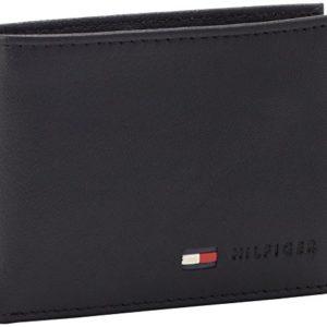 Tommy hilfiger Men 's piel Multi-Card Bifold Wallet