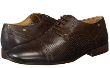 André Badi Bernat Zapatos de Cordones Brogue para Hombre