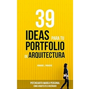39Ideas para tu portafolio de arquitectura 1