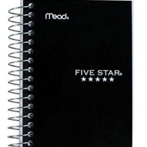 Five Star Fat Lil' Notebook - Cua
