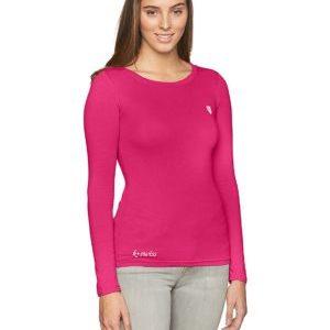 K-Swiss T400WFIU Camiseta para Mujer
