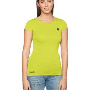 K-Swiss T401WLIM Camiseta para Mujer