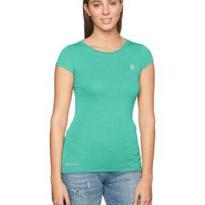 K-Swiss T401WPIS Camiseta para Mujer
