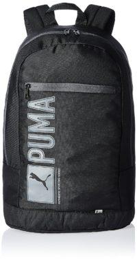 Puma Pioneer Backpack I para Hombre color negro talla unitalla